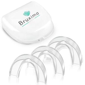 Bruxima Zahnschiene mit Aufbewahrungsbox