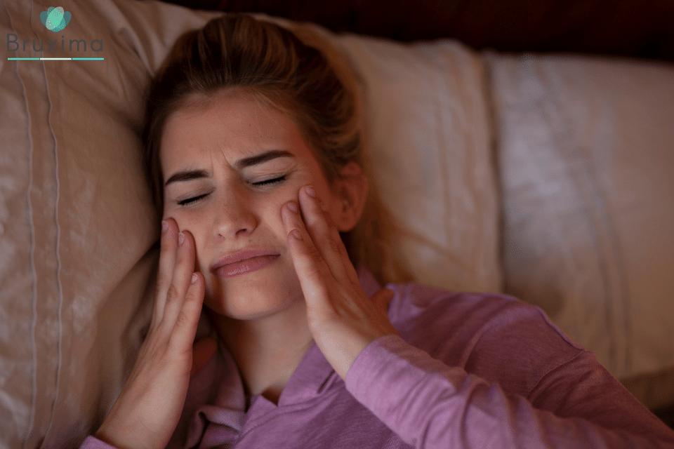 Symptome für nächtliches Zähneknirschen